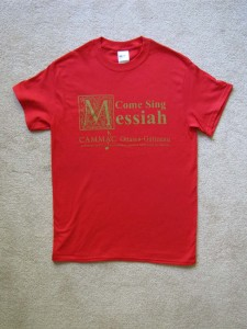 CSM T-shirt_red