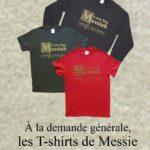 T-shirts Messie