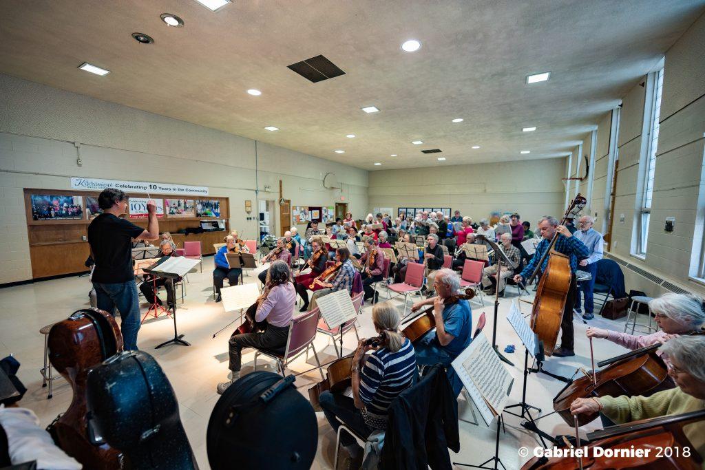 Haydn Harmoniemesse 2018-10-20