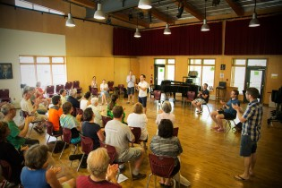 Centre musical CAMMAC Music Camp