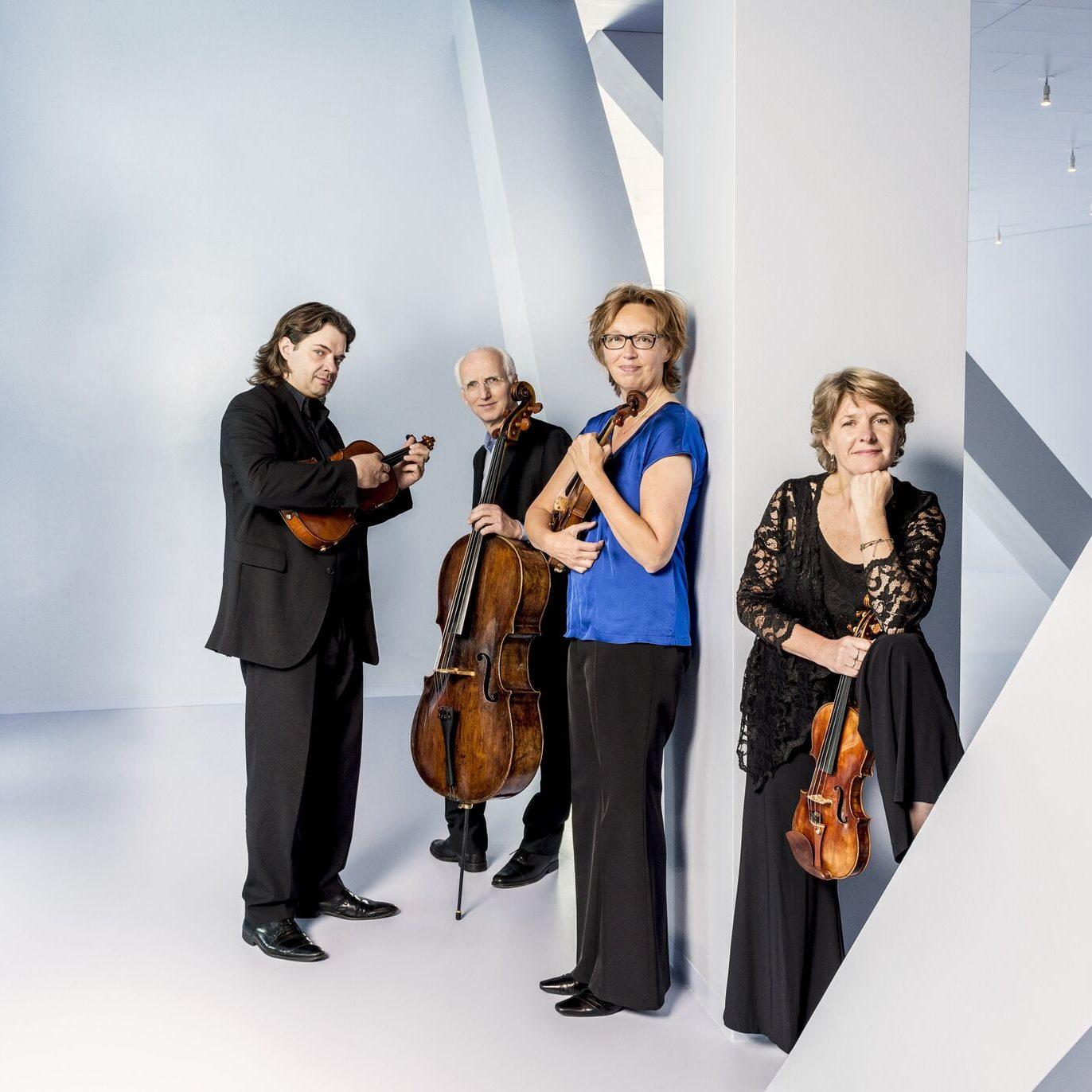 Quatuor à cordes Utrecht